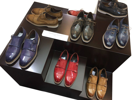 Le Marche: the reign of hand-made shoes | Le Marche & Fashion | Scoop.it