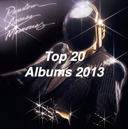Blah Blah Blah – Top 20 Albums 2013 | 2013 Music Links | Scoop.it