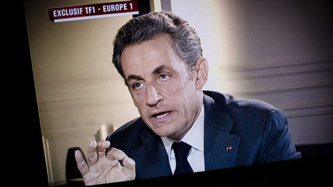Des documents étayent la mise en examen de Sarkozy | Econopoli | Scoop.it
