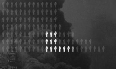 The Fallen. Incroyable datavisualisation sur les victimes de la seconde guerre mondiale | Des ressources numériques pour enseigner | Scoop.it