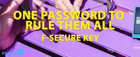 F-Secure KEY Password Manager Review | F-Secure in the News | Scoop.it
