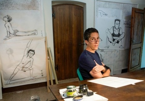 The Woman Who Created The Bechdel Test Is Officially A Genius | Gazing | Scoop.it