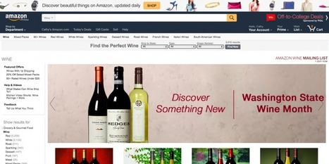 Amazon #Wine Executive Steve Johnson On Analytics, Pricing, Commoditizing, And More | Vitabella Wine Daily Gossip | Scoop.it