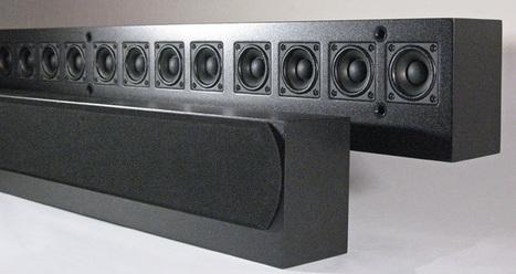 Right-Ear/Left-Ear Technologies One Bar: A Surround Sound System With A Single Soundbar | Best soundbar reviews | Scoop.it