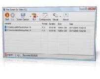 Free Screen to Video -un petit logiciel de capture vidéo de l'écran pour windows | le foyer de Ticeman | Scoop.it