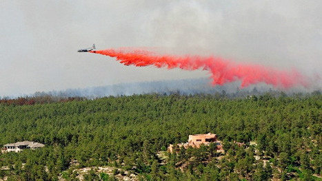 How climate change makes wildfires worse | Climate change challenges | Scoop.it