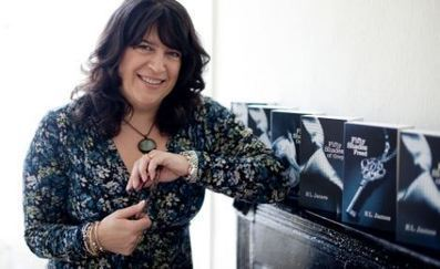 E.L. James Seals A Spot On List of Britain's Richest Authors | Fifty Shades of Grey Movie | Scoop.it