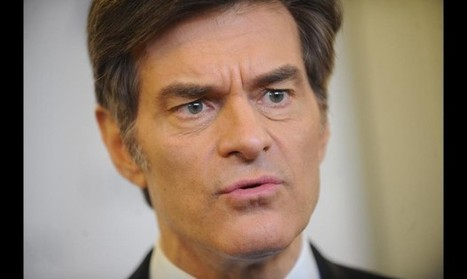 Dr. Oz's Rotting Credibility on Food | The Blaze | CALS in the News | Scoop.it