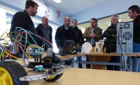 Un FabLab en projet au collège Gérard-Philipe | Ressources pour la Technologie au College | Scoop.it