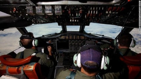 More than 120 objects sighted in search for Flight 370 | Business Consultant | Scoop.it