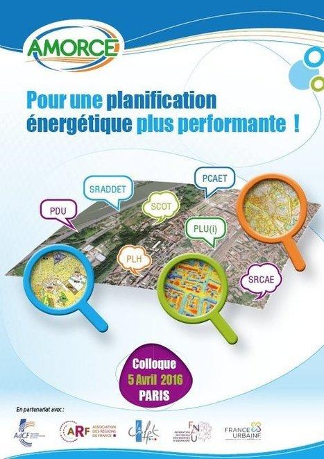 Colloque 4 mai 2016 Auditorium du Palais de Chaillot, Paris Lenjeu de cette journée, 33e rencontre fnau organisée par la FNAU et.La 32e édition des rencontres annuelles