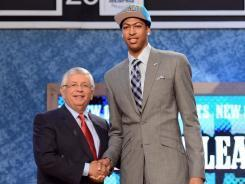 Anthony Davis, Austin Rivers the future in New Orleans - USA TODAY | future power generation | Scoop.it