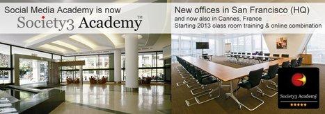 Business Relevant Social Media Education -  Society3 Academy | Social Media Education for Business - Society3 Academy #S3Academy | Scoop.it