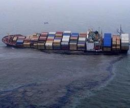 Cargo ship sinks, 11 missing near Hong Kong: officials | Sustain Our Earth | Scoop.it