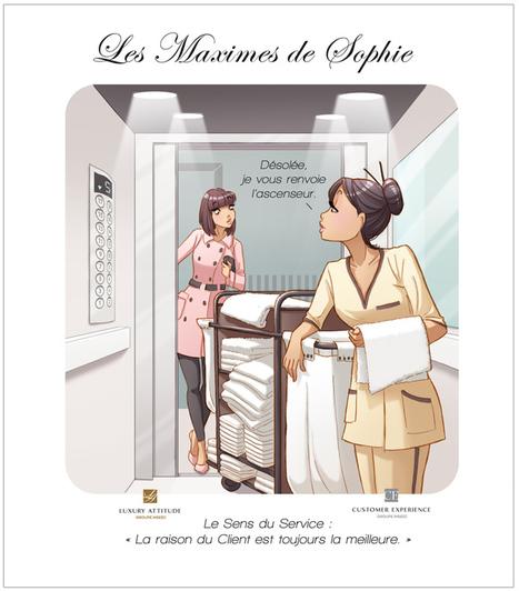 Les Maximes de Sophie - Mars 2015 | EDUCATION, FORMATION, DEVELOPEMENT, MANAGEMENT | Scoop.it