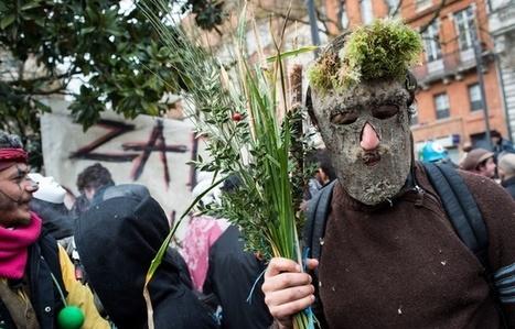 Toulouse: Une longue marche entre le Capitole et Sivens pour soutenir les «assiégés» | Toulouse La Ville Rose | Scoop.it