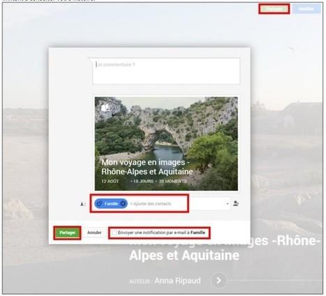 réer des albums photos depuis son mobile avec Google+ Histoires | Tout pour le WEB2.0 | Scoop.it