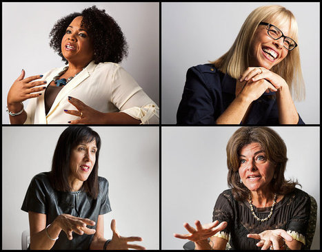 Corner Office Four Executives on Succeeding in Business as a Woman - New York Times | Hampton Roads Women's Business Examiner | Scoop.it