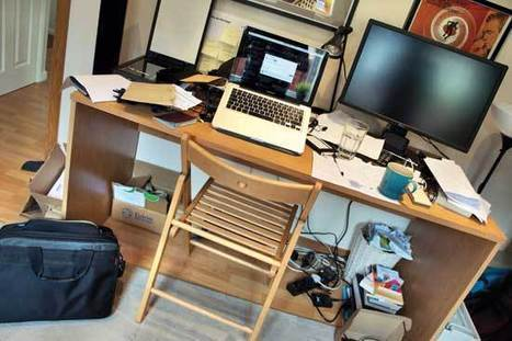 Messy Desks Encourage Creative Thinking | Balance: People & Business | Scoop.it