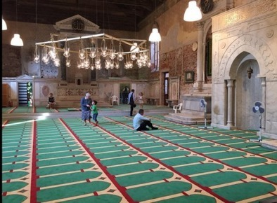 A Venise: quand un artiste fait d'une église une mosquée - Rue89 | art move | Scoop.it