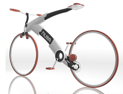 Hubless Concept Road Bike from Bradford Waugh - How cool is this design? | Life, The Universe & Everything.... | Scoop.it