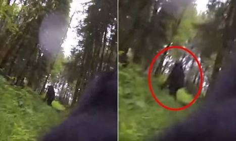 Was Bigfoot just spotted in Oregon? | Cryptic Content: Cryptozoology | Scoop.it