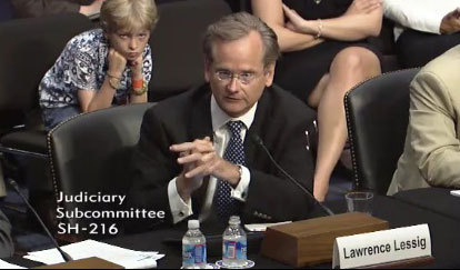 Lawrence Lessig Prepared Remarks at US Senate Hearing on Overturning Citizens United | Coffee Party News | Scoop.it