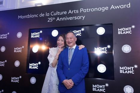 The Montblanc de la Culture Arts Patronage Award Celebrates 25th Anniversary in Hong Kong, Honors Director Johnnie To   News For public   Scoop.it