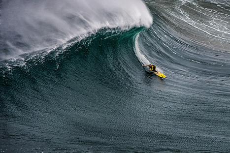 Garrett McNamara is still waiting for more | SURFING | Scoop.it