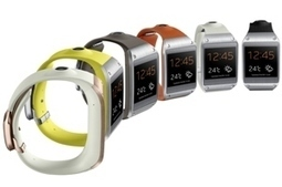 Product of the Week: Samsung Galaxy Gear - Current.com.au | Samsung Technology | Scoop.it