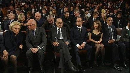 Jacques Chirac ovationné au Quai Branly | Mes articles | Scoop.it