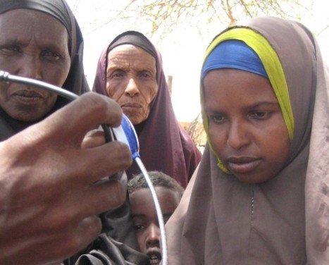 Solar lamps reduce childbirth risks in remote northern Kenya | AREA News Digest | Scoop.it