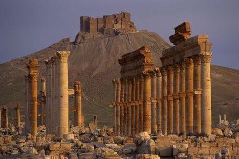La guerra en Siria castiga un patrimonio cultural clave | Ollarios | Scoop.it