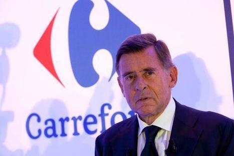 Carrefour va tester un magasin virtuel à Lyon Part-Dieu | Mobile & Magasins | Scoop.it