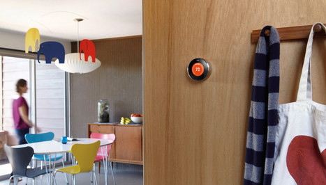 The Apple Way: How The Second-Gen Nest Thermostat Evolves To Help Users | UX and UXD for practitioners | Scoop.it