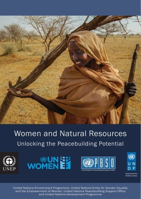 Women and Natural Resources: Unlocking the Peacebuilding ... | Conflict transformation, peacebuilding and security | Scoop.it