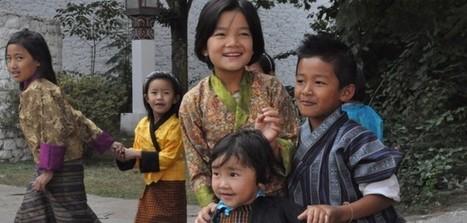 Et si on s'affranchissait de la croissance ? Le Bhoutan, un laboratoire du bonheur | Le BONHEUR comme indice d'épanouissement social et économique. | Scoop.it