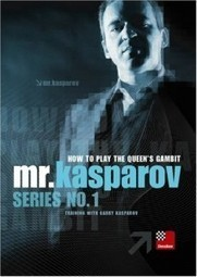 Gary Kasparov Teaches Chess Volume 1 – How to Play the Queen's Gambit | Chess on the net | Scoop.it