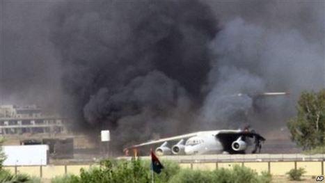 Libyan Displaced Receive Emergency Aid - Voice of America | Saif al Islam | Scoop.it