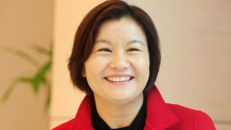 Chinese Tech Entrepreneur Is Now The World's Richest Self-Made Woman | China, Innovation & entrepreneurship | Scoop.it