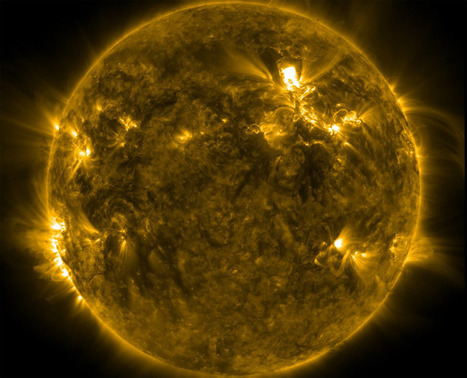 INCOMING! Sun Blasts Another CME at Earth and Mars : Discovery News | 21st Century Innovative Technologies and Developments as also discoveries, curiosity ( insolite)... | Scoop.it
