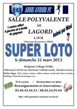 Loto en Charente-Maritime (page 1) | eSorty | eSorty | Scoop.it