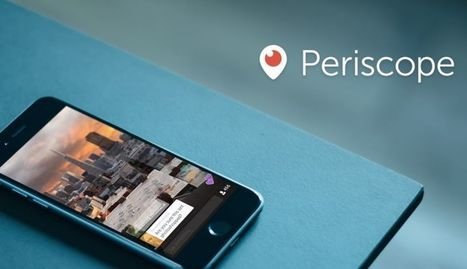 Why live streaming apps Periscope, Meerkat are more than just fun | Social Media, Inbound and Content Marketing, Blogging & Other Cool Tips for Your Biz | Scoop.it
