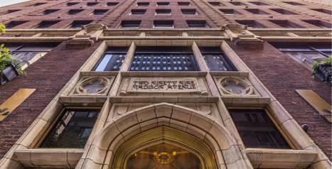 Le Library Hotel de New York : un hôtel étonnant dédié aux amoureux des livres et des bibliothèques | Bibliothèques en évolution | Scoop.it