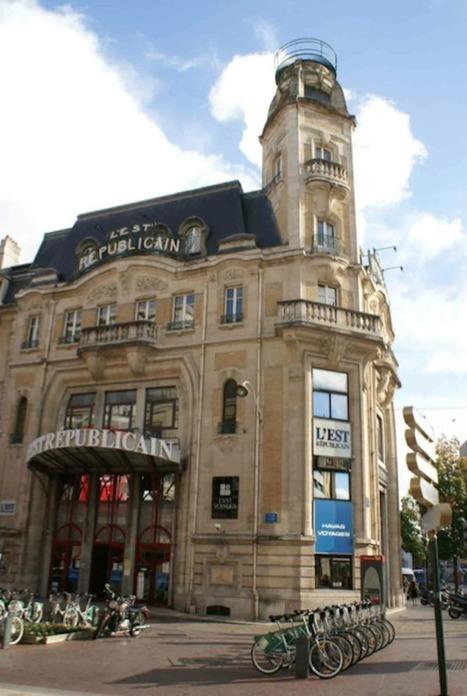 Le Grand Nancy, premier pôle commercial de Lorraine (ADUAN) - Ici-c-nancy.fr | Actualité du centre de documentation de l'AGURAM | Scoop.it