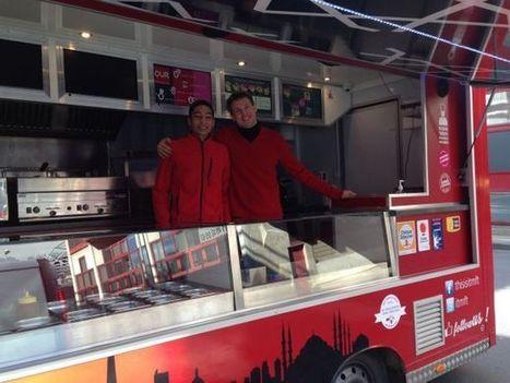 OUR - La stratégie multi Food Trucks auprès des entreprises privées | Food & consumer goods | Scoop.it