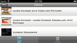 The best iPad apps for learning a foreign language - appPicker applists 4847   Ipad apps   Scoop.it