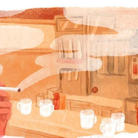 David Lynch's Philosophy on Drinking Coffee | Coffee News | Scoop.it