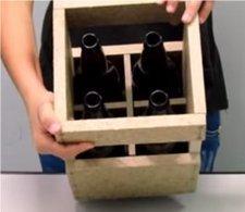 Embalagem biodegradável de bagaço de cana e óleo de mamona | tecnologia s sustentabilidade | Scoop.it