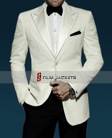 Spectre James Bond White Tuxedo | CELEBRITY OUTFITS | Scoop.it
